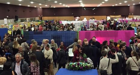 Expo-Comercia cerró su segunda edición con más de 3.000 visitantes, Caudete Digital - Noticias y actualidad de Caudete (Albacete)