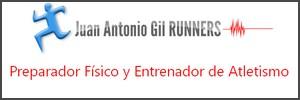 Juan Antonio Gil - Preparador Físico y Entrenador de Atletismo