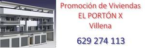 El Portón de Villena - Promoción de Viviendas Nuevas