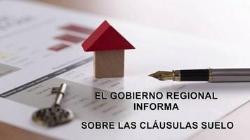 El gobierno regional informa sobre las llamadas cl usulas for Pasos para reclamar clausula suelo
