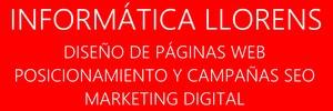 Informática Llorens - Diseño web - SEO