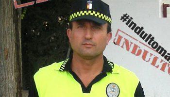 Se suspende por el Juez la inhabilitación al Policía Local de Caudete Manuel García hasta que se resuelva su indulto