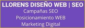 Llorens Diseño WEB | SEO