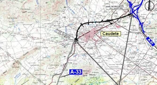 El Consejo de Ministros ha autorizado la licitación del tramo que enlaza la A-31 con la A-33 en Caudete, Caudete Digital - Noticias y actualidad de Caudete (Albacete)