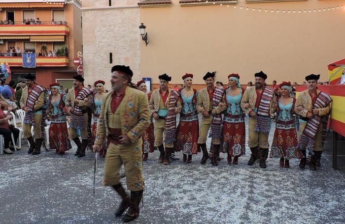 El 1 de septiembre tendrá lugar el Almuerzo Festero de Cabos y Escuadristas