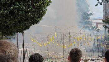 El Ayuntamiento de Caudete saca a licitación la pirotecnia hasta 2024