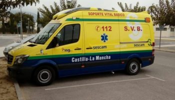 La Concejalía de Sanidad informa de que la Ambulancia de Soporte Vital Básico está situada en el Centro de Salud