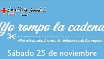 Cruz Roja Juventud en Caudete desarrollará diversas actividades con motivo del Día Internacional Contra la Violencia hacia las Mujeres