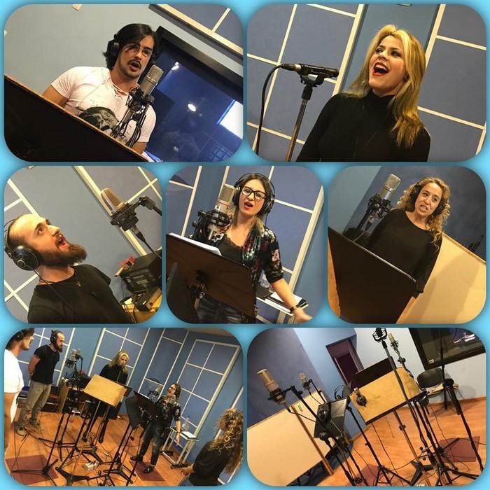 El día 18 se estrena en El Espinar (Segovia) el musical La Cantante, con Eva María Tecles en la dirección vocal, Caudete Digital - Noticias y actualidad de Caudete (Albacete)