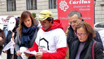 Cáritas celebra el próximo domingo 26 de noviembre el Día de las Personas sin Hogar