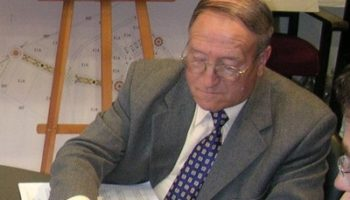Ha fallecido Cirilo Armero, quien fuera Secretario Municipal de Caudete durante 12 años