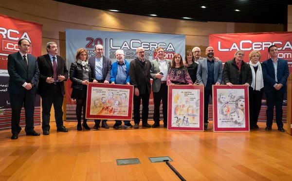 La Cerca entregó sus IX Premios Solidarios, Caudete Digital - Noticias y actualidad de Caudete (Albacete)