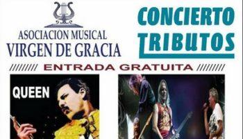La Asociación Musical Virgen de Gracia ofrecerá el Concierto Tributos el 25 de noviembre
