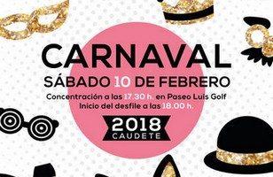 El sábado 10 de febrero tendrá lugar el Gran Desfile de Carnaval en Caudete