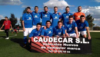 Gran remontada del C.D. Caudetano frente al Urda (3 - 1) y goleada del Juvenil al Albacer C (2 - 9)