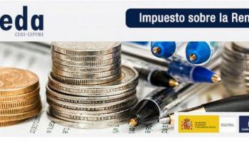 La Delegación de FEDA en Caudete inicia el curso 'Impuesto sobre la Renta'