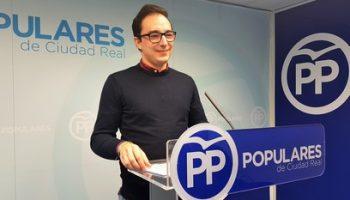 El alcalde de Caudete, Moisés López, formará parte de la Comisión de Fomento del PP regional