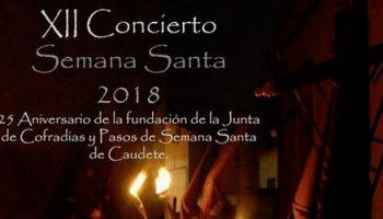 El 10 de marzo tendrá lugar el XII Concierto de Semana Santa a cargo de la Asociación Cultural Amigos de la Música de Caudete