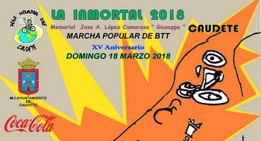 Caudete acogerá el próximo domingo 18 de marzo la XV edición de la Marcha Popular de BTT La Inmortal, Caudete Digital - Noticias y actualidad de Caudete (Albacete)