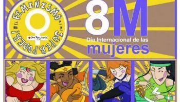 Cruz Roja realizará hoy una actividad por el Día Internacional de la Mujer
