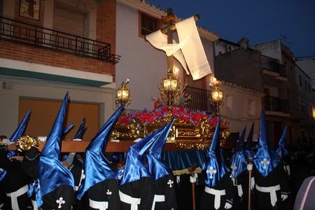 Fotos de la Procesión del Santo Entierro, Caudete Digital - Noticias y actualidad de Caudete (Albacete)