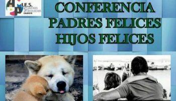 El miércoles 21 de marzo tendrá lugar una charla en el IES Rafael Requena titulada'Padres felices. Hijos felices'