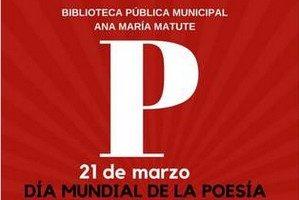 La Biblioteca Ana María Matute celebra el Día Mundial de la Poesía