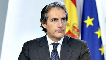 El Ministro de Fomento, Iñigo de la Serna, se ha reunido en Madrid con Paco Núñez y ha mostrado su apoyo al Corredor Mediterráneo