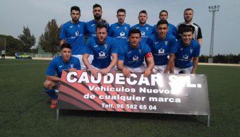 El C.D. Caudetano vence 2 - 0 a Miguel Esteban y sigue en la lucha por la permanencia