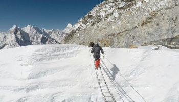 Crónica y fotos impresionantes del ascenso al Island Peak
