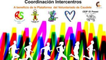 Mañana tendrá lugar en Caudete una Convivencia Deportiva Solidaria