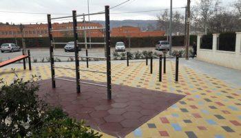 El paraje de La Cruz se amplía con más zonas para los niños y nuevos servicios