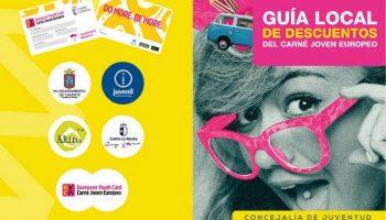 El Ayuntamiento de Caudete presenta la Guía Local de Descuentos del Carné Joven Europeo