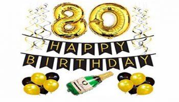 Celebran su 80 cumpleaños con una comida en el Bar de La Piscina