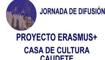 El Ayuntamiento de Caudete celebrará el próximo miércoles una Jornada de Difusión del Proyecto Erasmus+