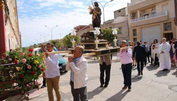 Este fin de semana se ha celebrado en Caudete la festividad de San Isidro