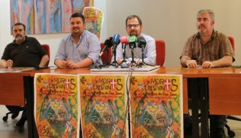 Escuadras de Moros y Guerreros participarán en las Fiestas de Alcázar de San Juan