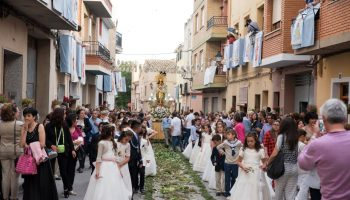 La Asociación Cultural Valencianista hace un balance positivo de la visita de la Virgen de los Desamparados a Caudete
