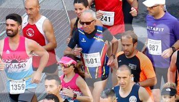 Pepe Llorens ganó en su categoría en el XXIII Medio Maratón Internacional 'Ciudad de Albacete'