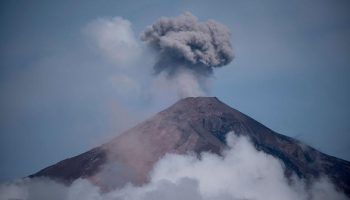 Cruz Roja Caudete solicita la colaboración para los damnificados por el Volcán de Fuego, en Guatemala