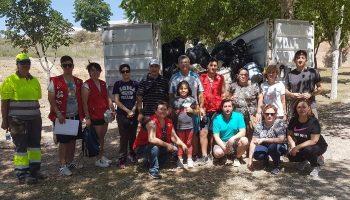 Ocho kilómetros de limpieza tras la Jornada de Voluntariado Ambiental