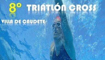 Caudete acoge el próximo sábado el 8º Triatlón Cross Villa de Caudete