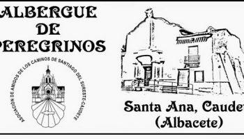 El Albergue de Peregrinos Santa Ana cambia su número de teléfono
