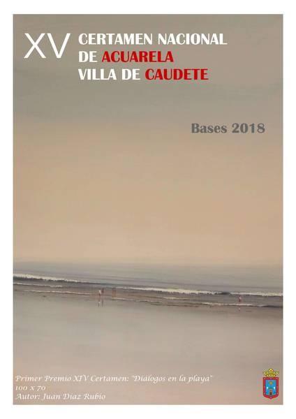 Inauguración y entrega de premios del XV Certamen Nacional de Acuarela 'Villa de Caudete', Caudete Digital - Noticias y actualidad de Caudete (Albacete)