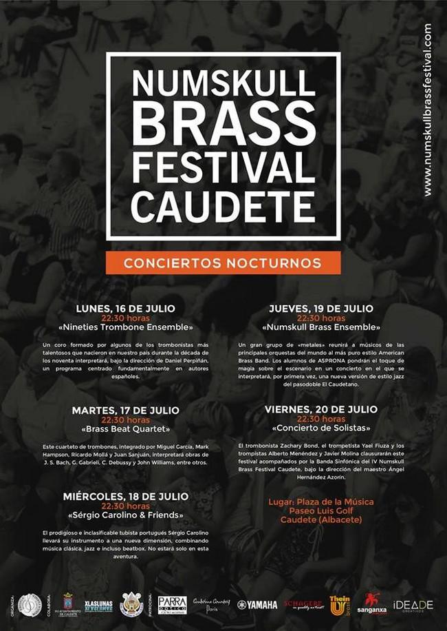 La Orquesta de Jóvenes de la Provincia de Alicante, ASPRONA y El Caudetano serán solo algunos de los protagonistas de hoy, Caudete Digital - Noticias y actualidad de Caudete (Albacete)