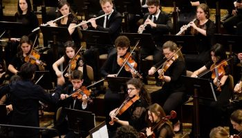 La Orquesta de Jóvenes de la Provincia de Alicante, ASPRONA y El Caudetano serán solo algunos de los protagonistas de hoy