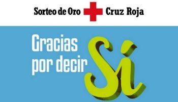 Cruz Roja Caudete informa de los números agraciados en el Sorteo de Oro 2018
