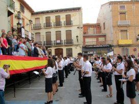Acuerdo entre Ayuntamiento y Asociación de Comparsas para el recorrido de la Banda de la Unión Musical Santa Cecilia en La Entrada
