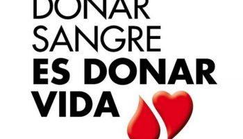 El próximo lunes se llevará a cabo una extracción de sangre en La Sala