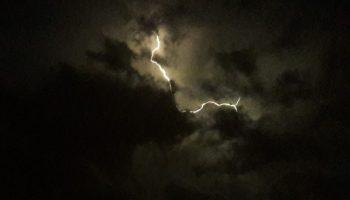 Previsión de tormentas en Caudete para mañana